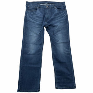 Levi's 559 40x32 Relaxed Straight Leg Jeans